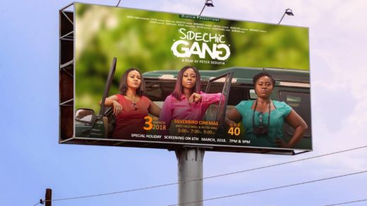 Sidechick Gang Ghanaian movie