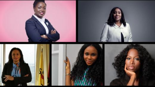 Successful African women
