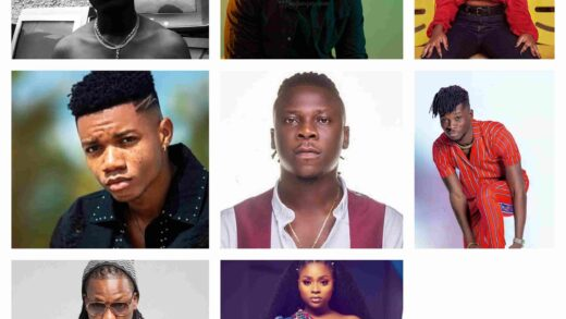 Ghanaian Artists who released projects this year